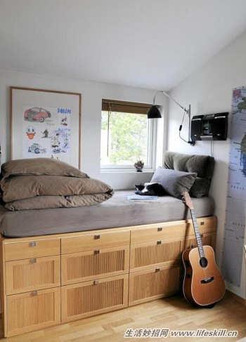 28个感动人心的家居收纳设计