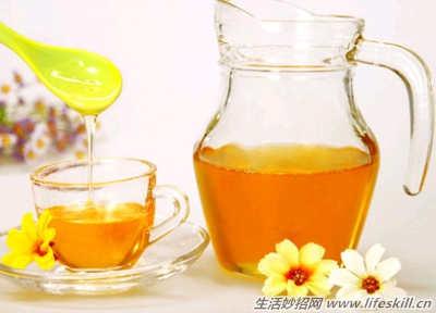 早上喝蜂蜜白醋水_教你早上如何空腹喝蜂蜜水 - 生活妙招网