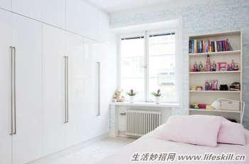 三招解决白色家具发黄问题