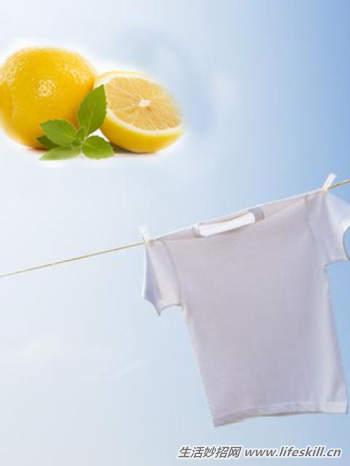 衣服染上什么都能洗掉