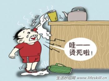 幼儿园卡通洗手五部曲图片