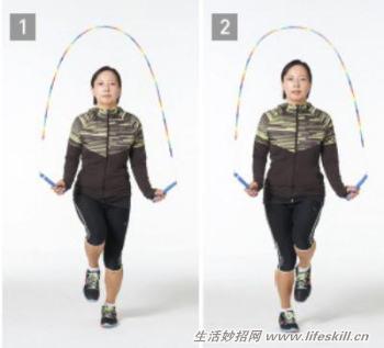 跳绳能减肥吗_7种高效的跳绳减肥法