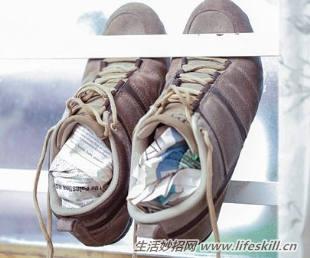 防止新鞋子磨脚有妙招