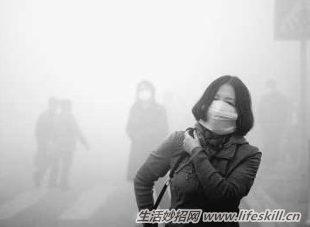 雾霾天里,我们如何保护自己?