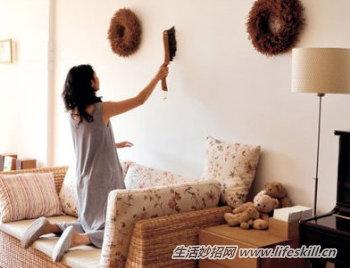 春节临近,家居清洁小妙招!