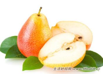 天越来越热了,吃些梨子清心润肺吧!