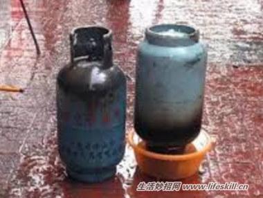 煤气罐日常使用需要注意的事项!
