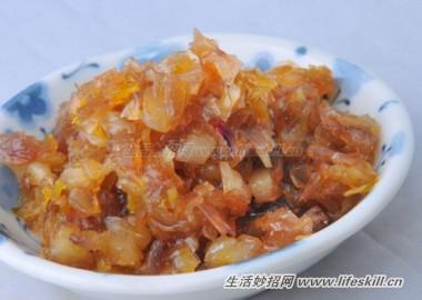 台湾小吃配料-油葱酥的做法