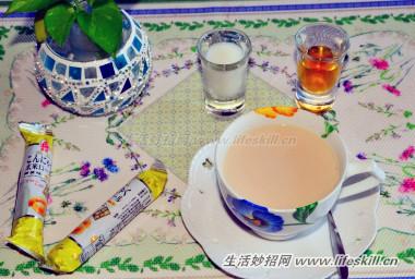 简单红茶包,泡出不同的特调