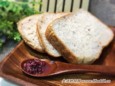 手工制作红豆糕