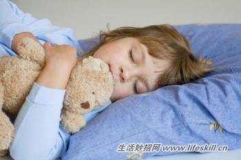 几岁的孩子几点睡最好?