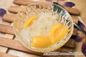 枇杷银耳甜汤,美容又滋补!