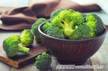花椰菜要这样吃,抗癌的效果才更好!