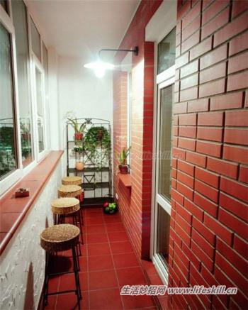 阳台只晾晒衣服?20种改造后的阳台,美得惊人!
