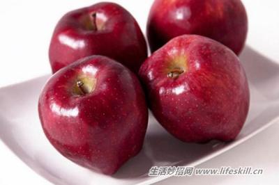 苹果连皮吃可抗癌!怎样清洗果蜡最安全?
