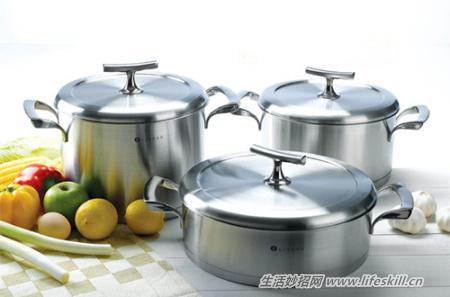 这6个错误的用法,会伤到不锈钢锅!