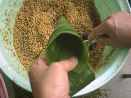 包粽子的方法与步骤图解