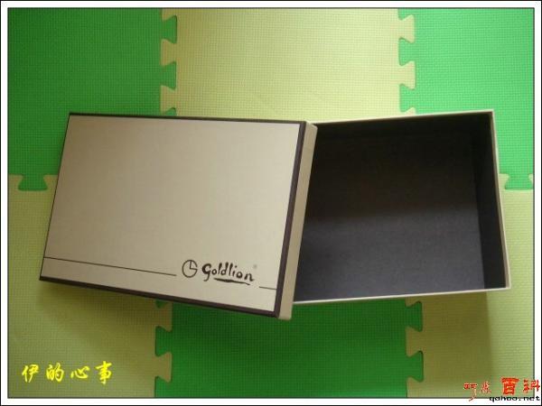 鞋盒编织围巾步骤图