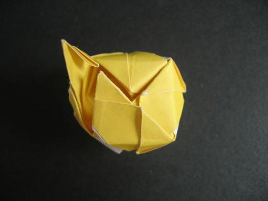 花类折纸大全图解